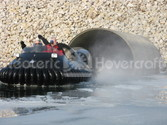 Photo Hovercraft on Lake Monroe