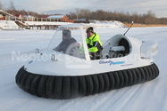 Image Hovercraft Pilot training Russia