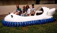 Picture Recreational Hovercraft four passenger