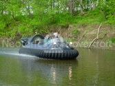 Image Hovercraft Maiden Flight