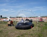 Photo Hovercraft Sound Testing