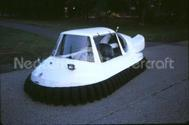 Photo Recreational Hovercraft with cabin