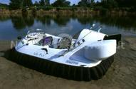 Image Fly fishing hovercraft