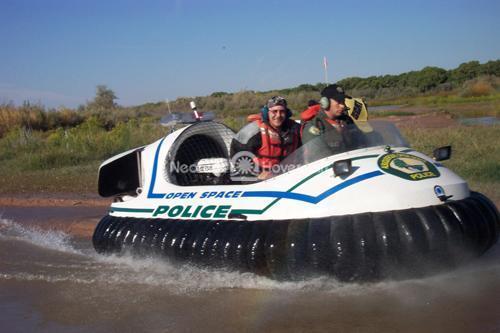 Albuquerque Rescue Hovercraft