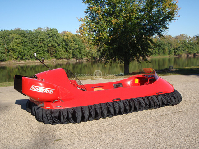 Perry-Clear Creek Fire Department Six-Passenger Rescue Hovertrek