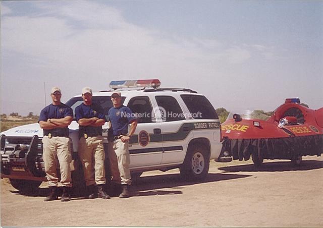 El Centro Border Patrol