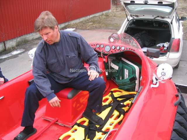 Craftima Oy, Finland – Neoteric Hovercraft Dealer