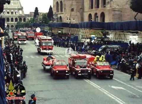Italian Rescue Hovercraft