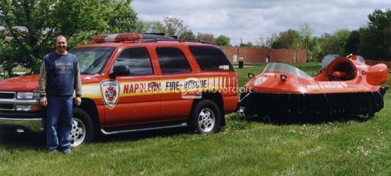 Napoleon  Fire Rescue, Ohio USA