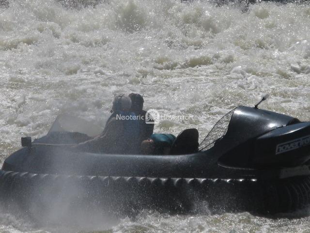 Advanced Military Hovercraft Pilot Training