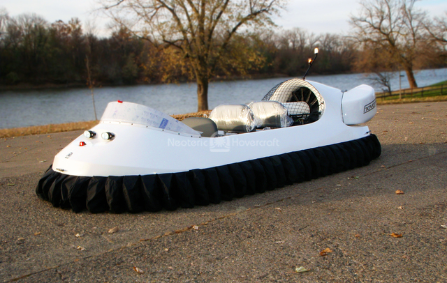 NEW Neoteric Inline Seat Hovercraft Deluxe Model 3877 - 15% discount