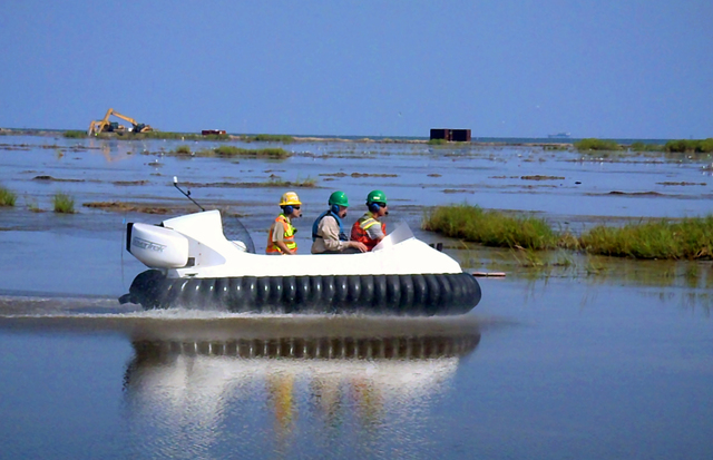 image hovercraft MILITARY training