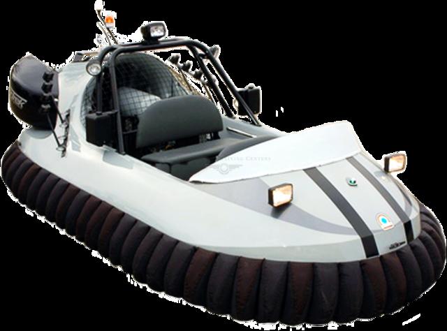 Image training hovercraft