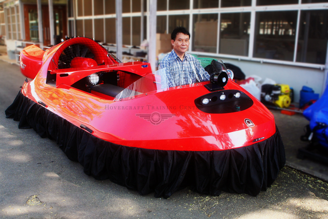 Butler Group Hovercraft
