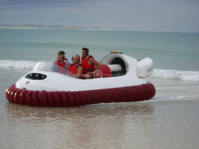 Photo Hovercrafts rides Dominican Republic