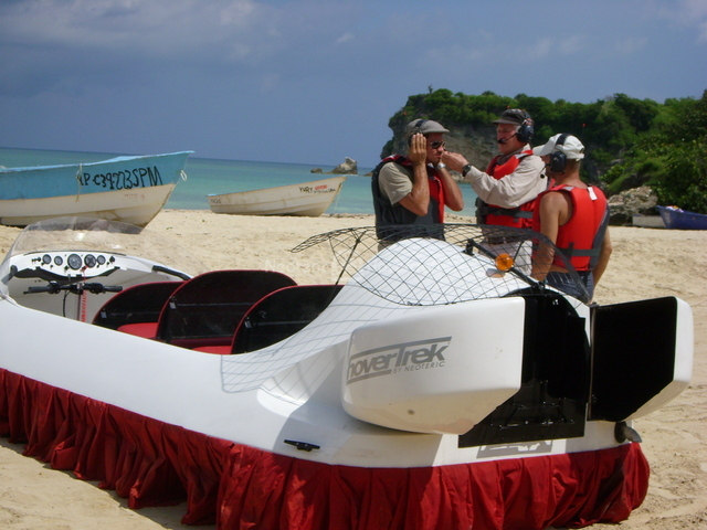 Image Hovercraft tours Punta Cana