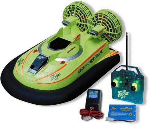 RC Model Hovercraft