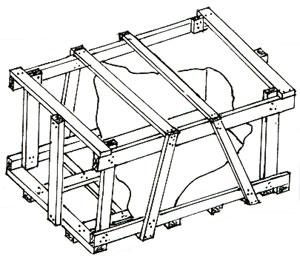 Hovertrek Deluxe Air Crate