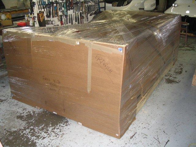 HT4 Air Crate